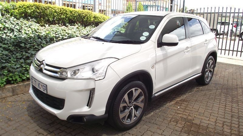 used citroen c4 aircross 2 0 exclusive awd a t for sale in gauteng id 1731888. Black Bedroom Furniture Sets. Home Design Ideas
