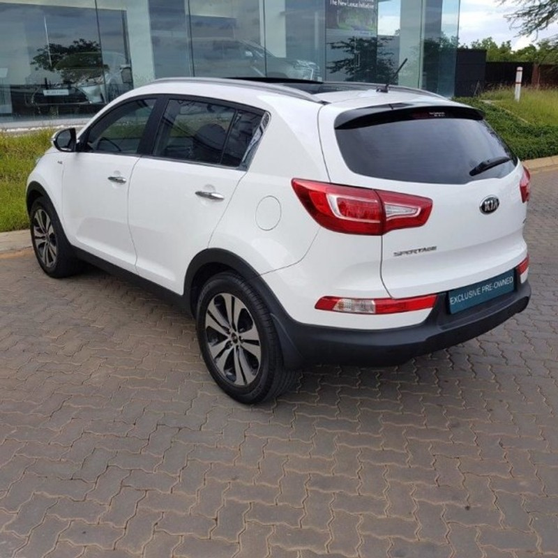 2017 Kia Sportage Transmission: Used Kia Sportage 2.0 CRDi AWD Auto For Sale In Gauteng