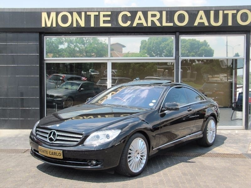 Mercedes Cl  Amg For Sale South Africa