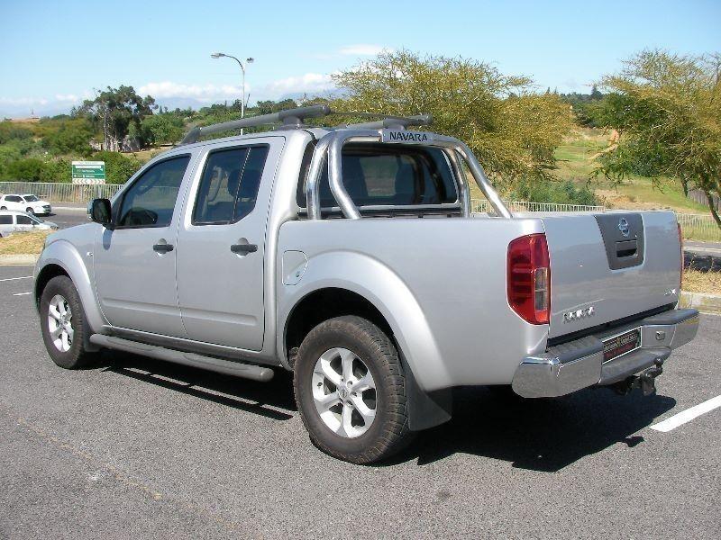 Used Nissan Navara 4 0 V6 P U D C For Sale In Western Cape