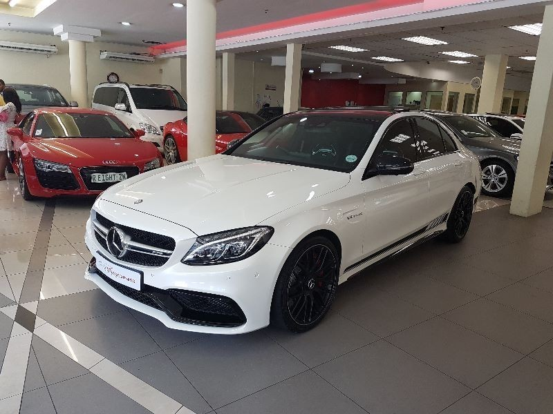 used mercedes benz c class c63 amg s for sale in kwazulu natal id 1732543. Black Bedroom Furniture Sets. Home Design Ideas