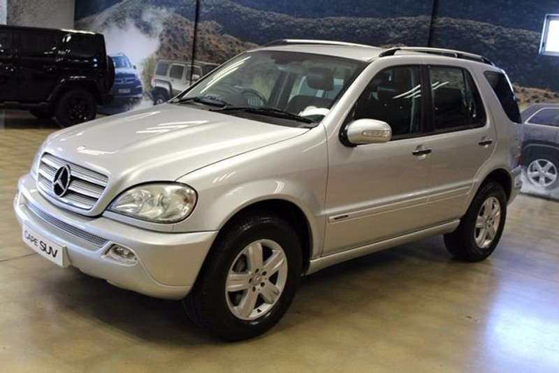 used mercedes benz m class ml 270 cdi f l for sale in western cape id 1732979. Black Bedroom Furniture Sets. Home Design Ideas