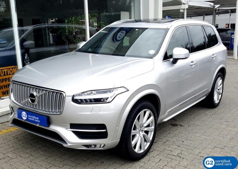 used volvo xc90 d4 inscription for sale in gauteng id 1733968. Black Bedroom Furniture Sets. Home Design Ideas