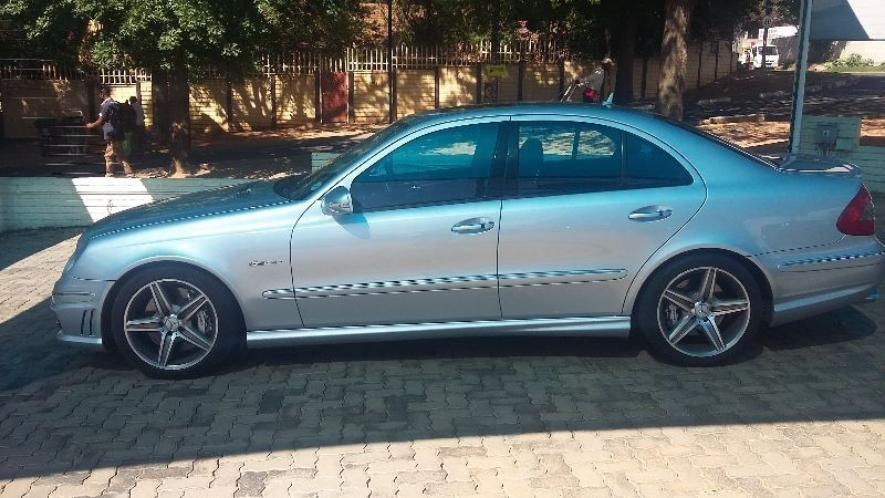 Used mercedes benz e class e 63 amg for sale in gauteng for 2008 mercedes benz e class for sale