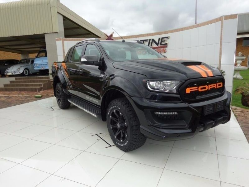Used Ford Ranger 3.2TDCi Wildtrack 4x4 Auto Double cab bakkie for sale in Gauteng - Cars.co.za ...