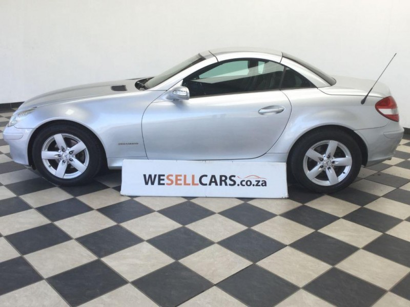 used mercedes benz slk class slk 200 kompressor a t for sale in gauteng id 1734811. Black Bedroom Furniture Sets. Home Design Ideas