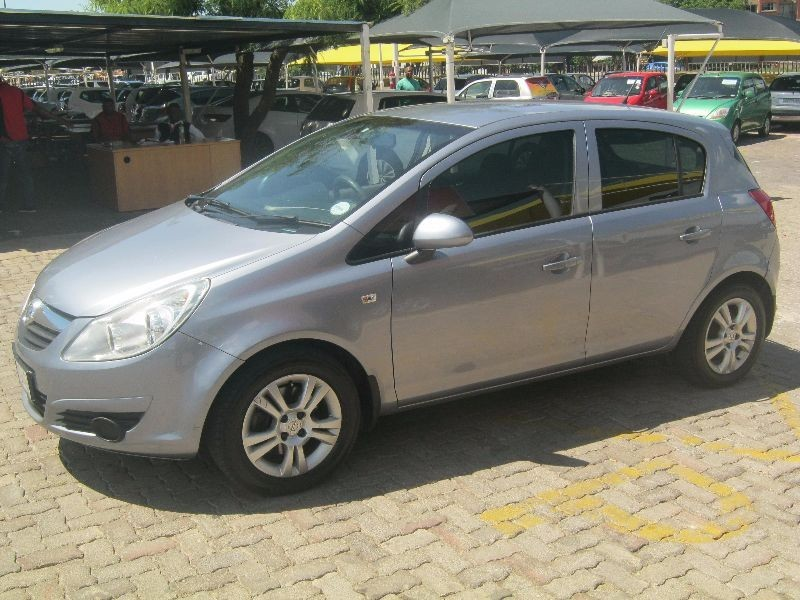 used opel corsa 1 3 cdti enjoy 5dr for sale in gauteng id 1734960. Black Bedroom Furniture Sets. Home Design Ideas