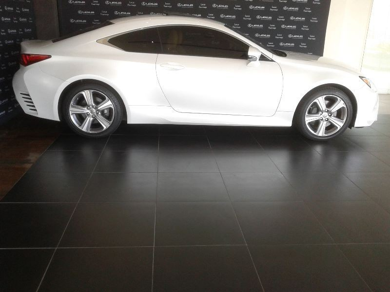 used lexus rc f 200t ex for sale in gauteng id 1735241. Black Bedroom Furniture Sets. Home Design Ideas