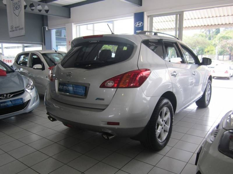 used nissan murano l24 for sale in gauteng id 1735519. Black Bedroom Furniture Sets. Home Design Ideas