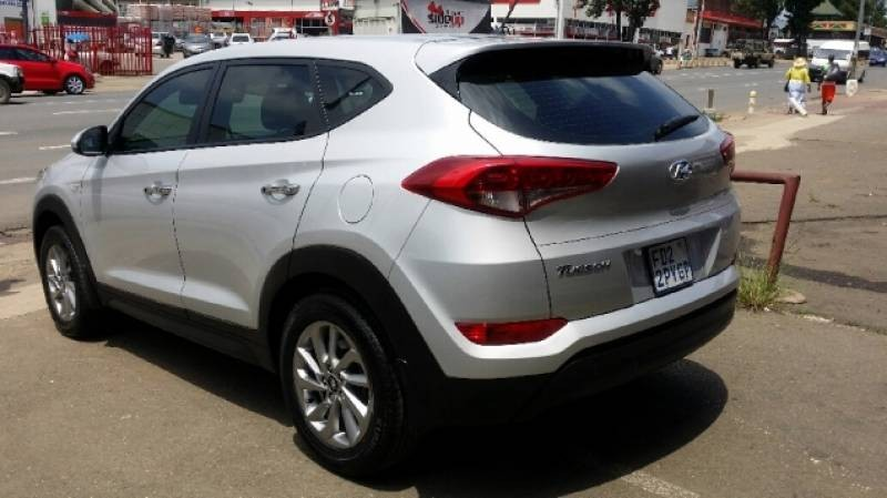 used hyundai tucson 2 0 premium auto for sale in kwazulu natal id 1735538. Black Bedroom Furniture Sets. Home Design Ideas