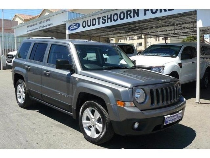 used jeep patriot 2 4 limited cvt a t for sale in western cape id 1735695. Black Bedroom Furniture Sets. Home Design Ideas