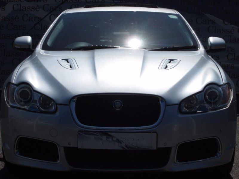 used jaguar xfr 5 0 v8 s c auto for sale in gauteng id 1735706. Black Bedroom Furniture Sets. Home Design Ideas