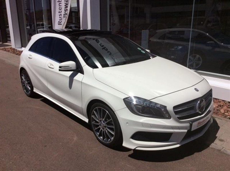 used mercedes benz a class a220 cdi be amg sport auto for sale in north west province. Black Bedroom Furniture Sets. Home Design Ideas