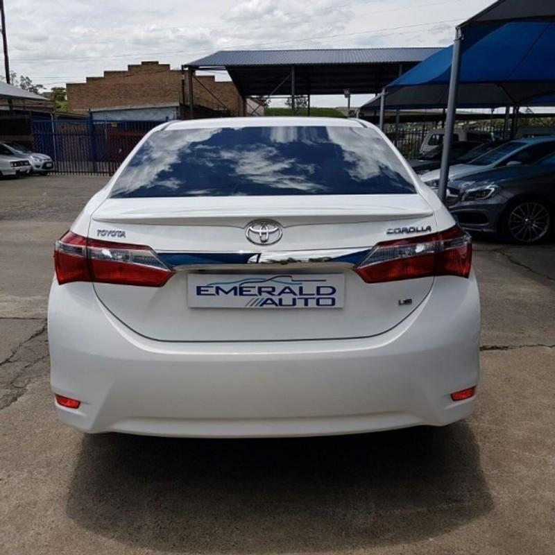 Used Toyota Corolla 1 8 High For Sale In Kwazulu Natal