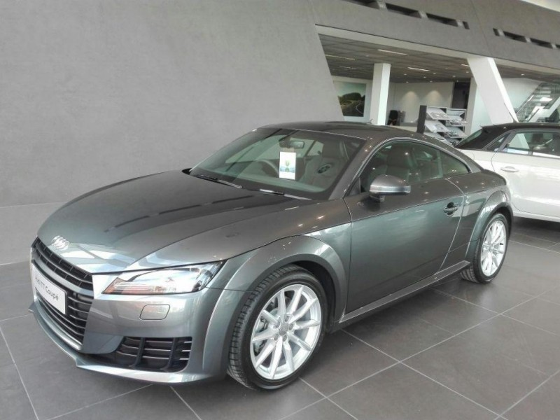 used audi tt 2 0 tfsi coupe s tronic for sale in western cape id 1736711. Black Bedroom Furniture Sets. Home Design Ideas