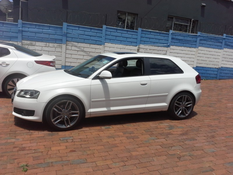 used audi a3 1 8 tfsi ambition for sale in gauteng id 1737801. Black Bedroom Furniture Sets. Home Design Ideas
