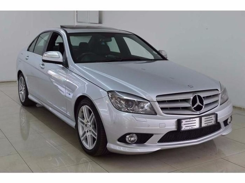 Used Mercedes Benz C Class C200 Amg Line Auto For Sale In