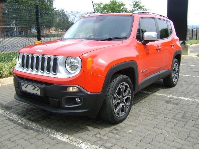 used jeep renegade 1 4 tjet ltd for sale in gauteng cars. Black Bedroom Furniture Sets. Home Design Ideas