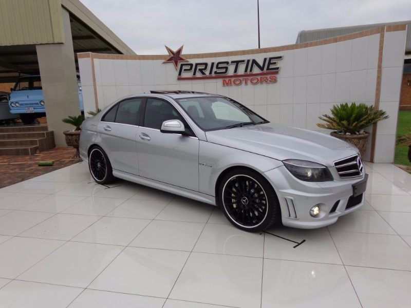 used mercedes benz c class c63 amg for sale in gauteng id 1739573. Black Bedroom Furniture Sets. Home Design Ideas