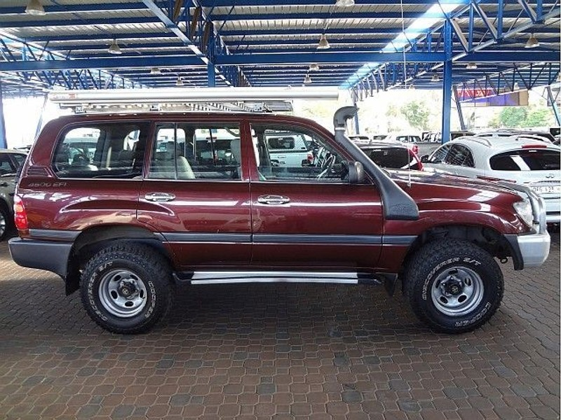 Used Toyota Land Cruiser 100 Gx P For Sale In Gauteng