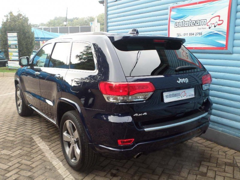 used jeep grand cherokee 5 7 v8 overland for sale in gauteng id 1740301. Black Bedroom Furniture Sets. Home Design Ideas