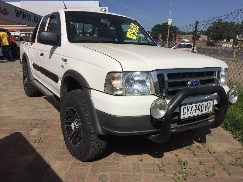 used ford ranger 2004 ford ranger 2500td 4x4 super cab for sale in mpumalanga id. Black Bedroom Furniture Sets. Home Design Ideas