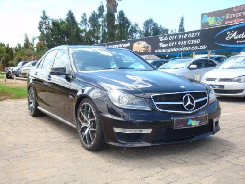 Used mercedes benz c class c63 amg for sale in gauteng for 2012 mercedes benz c63 amg coupe for sale