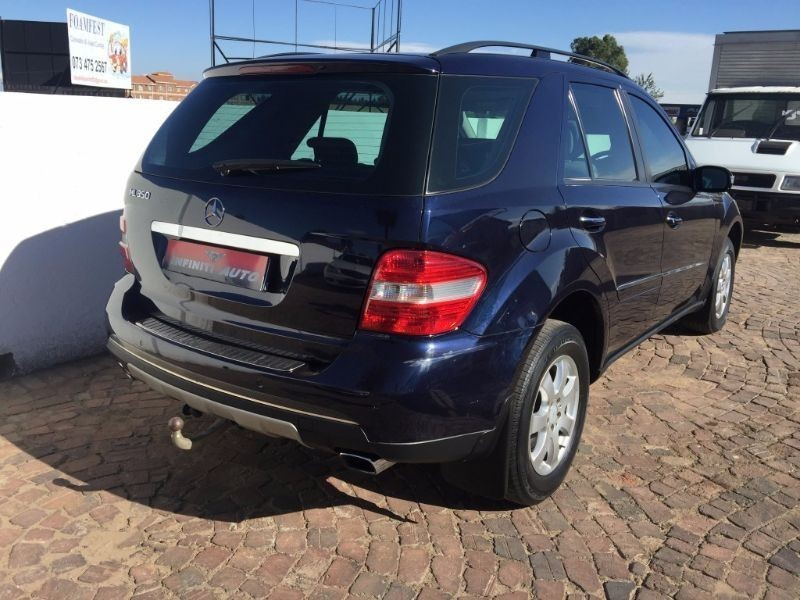 Used Mercedes Benz M Class Ml350 Auto For Sale In Gauteng
