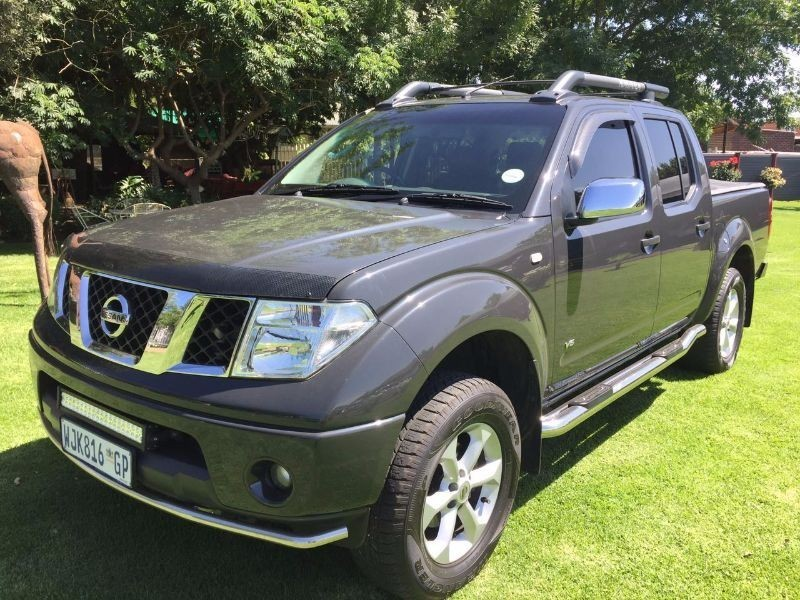 used nissan navara 4 0 v6 4x4 p u d c for sale in gauteng id 1741209. Black Bedroom Furniture Sets. Home Design Ideas