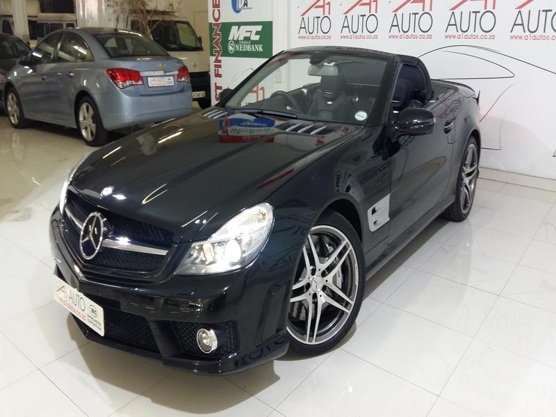 Used mercedes benz sl class sl 65 amg for sale in gauteng for 2008 mercedes benz sl550 for sale
