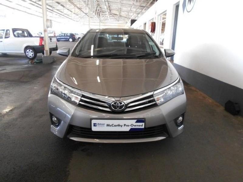 ... Prestige New Cars Used Toyota Corolla 1 6 Prestige For Sale In Gauteng  ...