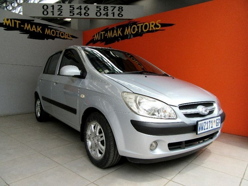 used hyundai getz 1 6 a t for sale in gauteng. Black Bedroom Furniture Sets. Home Design Ideas