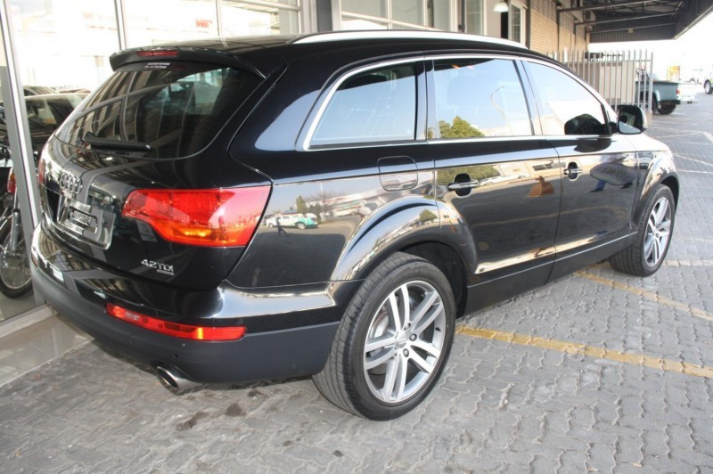 used audi q7 4 2 tdi v8 quattro tip for sale in gauteng id 1741413. Black Bedroom Furniture Sets. Home Design Ideas