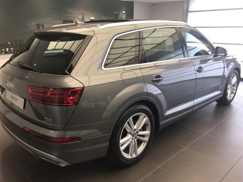 used audi q7 3 0 tdi v6 quattro tip for sale in free state id 1741909. Black Bedroom Furniture Sets. Home Design Ideas