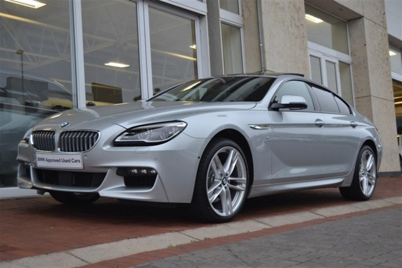 used bmw 6 series 650i gran coupe m sport for sale in kwazulu natal id 1742165. Black Bedroom Furniture Sets. Home Design Ideas