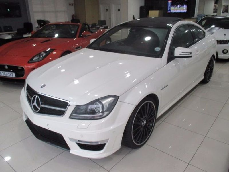 used mercedes benz c class c63 amg coupe for sale in kwazulu natal id 1743637. Black Bedroom Furniture Sets. Home Design Ideas