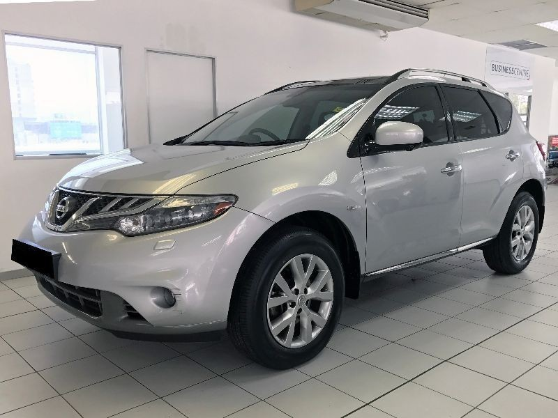used nissan murano 3 5 awd a t for sale in kwazulu natal id 1743771. Black Bedroom Furniture Sets. Home Design Ideas
