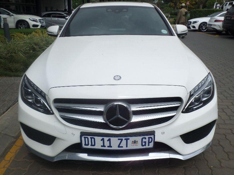 Used mercedes benz c class c200 auto for sale in gauteng for Mercedes benz pretoria
