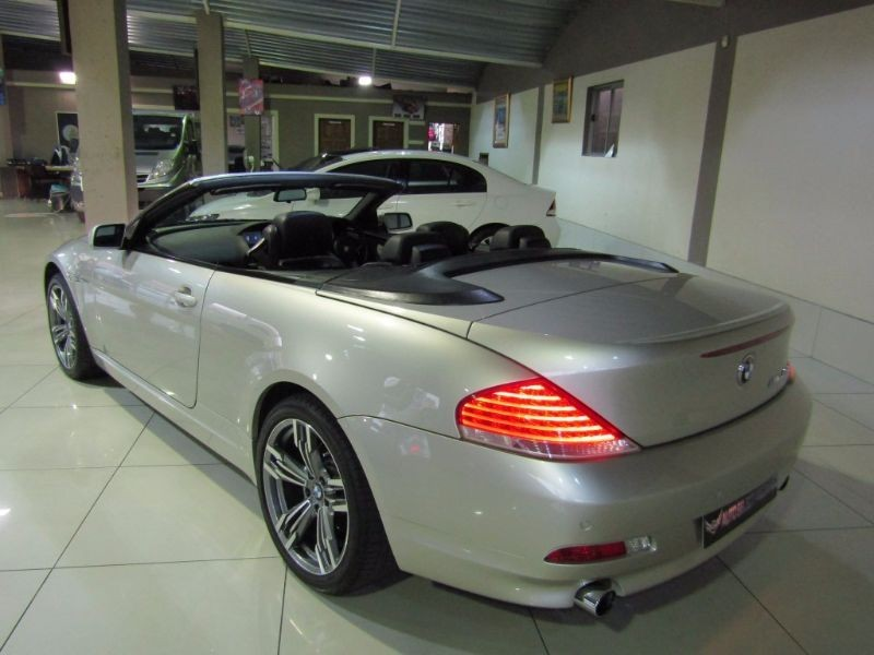used bmw 6 series 645ci convertible e64 for sale in gauteng id 1745226. Black Bedroom Furniture Sets. Home Design Ideas