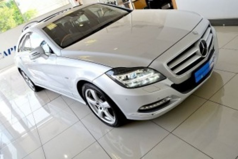 Used mercedes benz cls class cls 350 be v6 for sale in for Mercedes benz cls class for sale