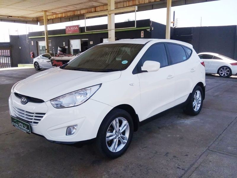 used hyundai ix35 2 0 gl premium for sale in gauteng id 1745493. Black Bedroom Furniture Sets. Home Design Ideas