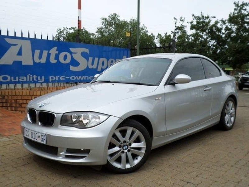 used bmw 1 series 120d coupe for sale in gauteng id 1745803. Black Bedroom Furniture Sets. Home Design Ideas