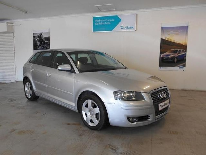 used audi a3 sportback 2 0 fsi ambition for sale in western cape id 1746298. Black Bedroom Furniture Sets. Home Design Ideas