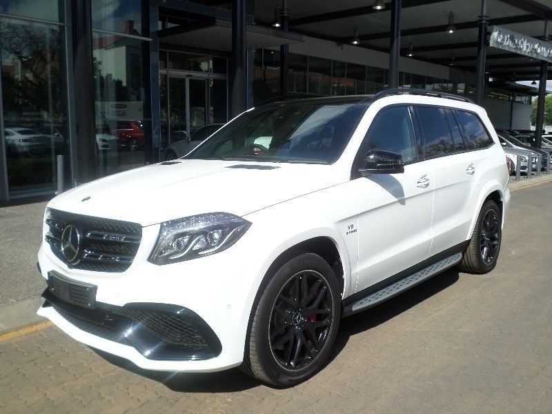 Used mercedes benz gls class gls 63 amg for sale in for Mercedes benz pretoria