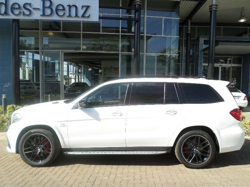 Used Mercedes Benz Gls Class Gls 63 Amg For Sale In