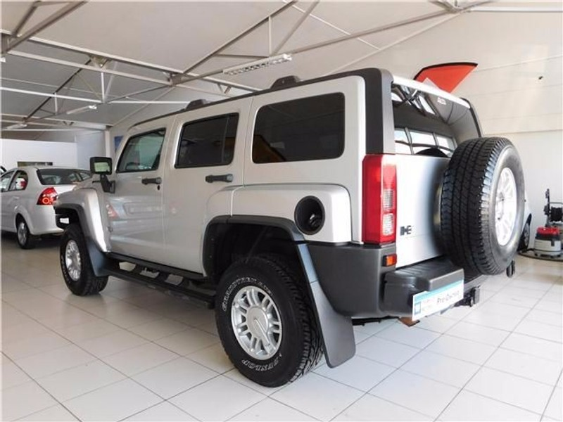 used hummer h3 adventure a t for sale in western cape. Black Bedroom Furniture Sets. Home Design Ideas