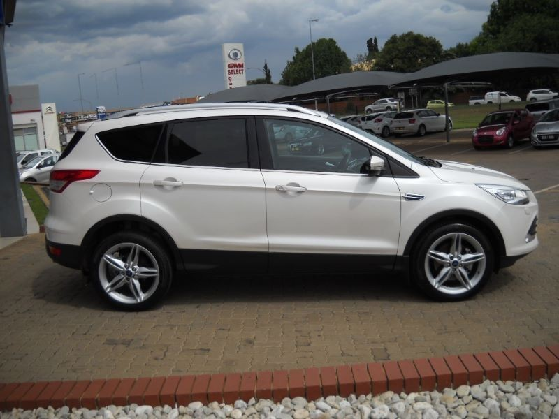 used ford kuga kuga 2 0 ecoboost titanium awd auto for. Black Bedroom Furniture Sets. Home Design Ideas