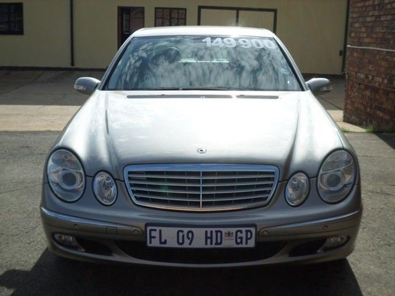 Used mercedes benz e class e 200k for sale in gauteng for 2006 mercedes benz r class for sale