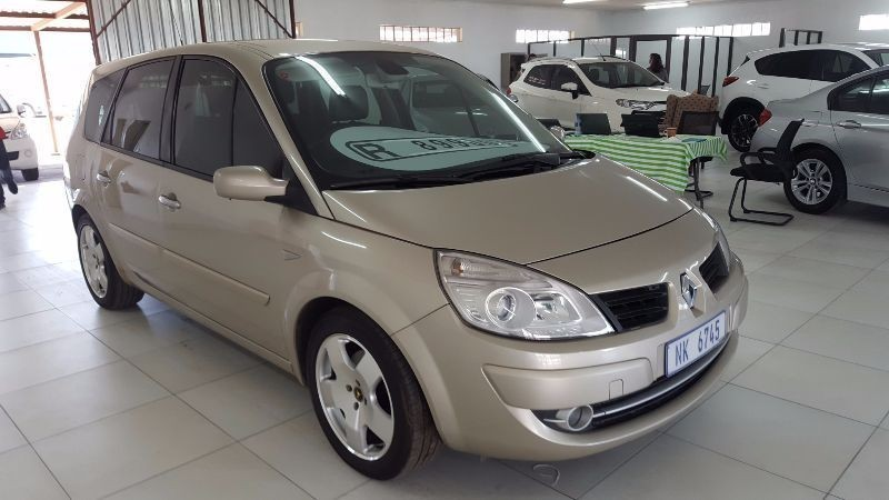 used renault grand scenic grand scenic li dynamic 1 9 dci for sale in gauteng id. Black Bedroom Furniture Sets. Home Design Ideas