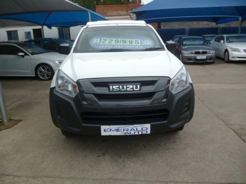 Used Isuzu Kb Series 250d Leed Single Cab Bakkie For Sale